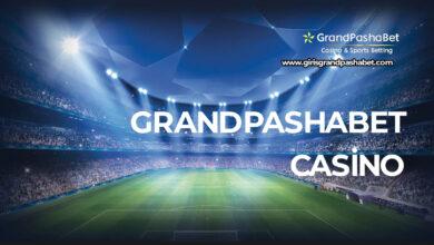 Grandpashabet Casino