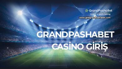 Grandpashabet Casino giris
