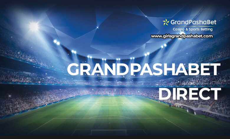 Grandpashabet Direct