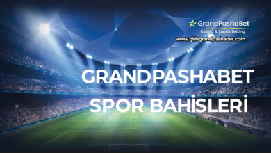 Grandpashabet Spor Bahisleri
